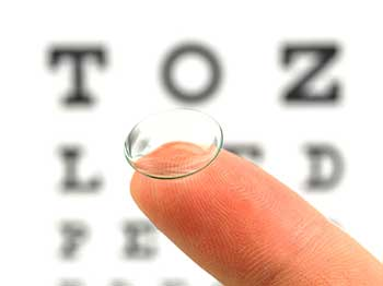 Contact Lens Infection in Bay Shore
